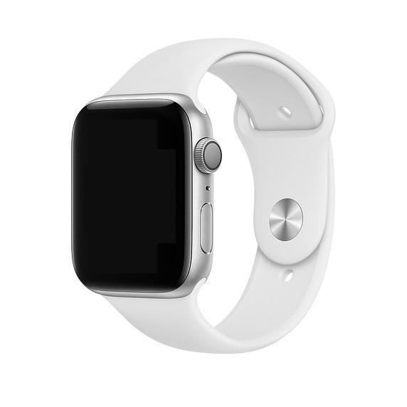 Curea Apple Watch Sport Alba 38/40mm [1]