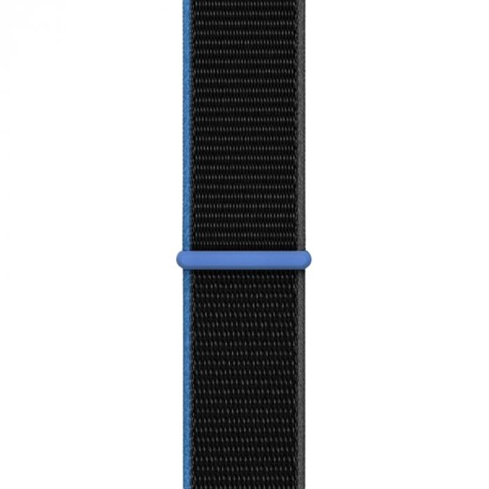 Curea Apple Watch Sport Loop Charcoal 38/40mm [0]