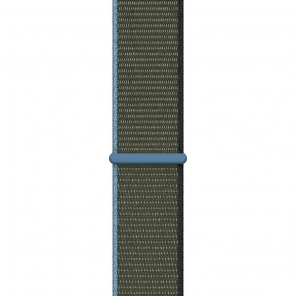 Curea Apple Watch Nylon Verde Sport Loop Inverness Green 42/44mm [0]