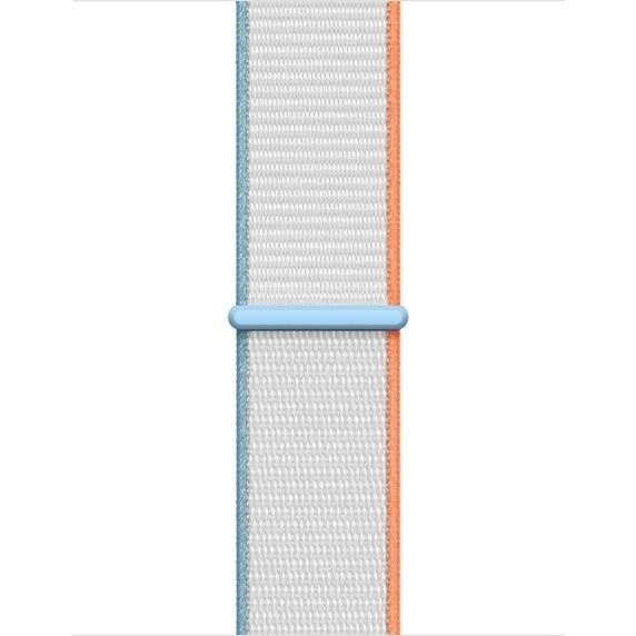 Curea Apple Watch Nylon Sport Loop Milky White 38/40mm [0]