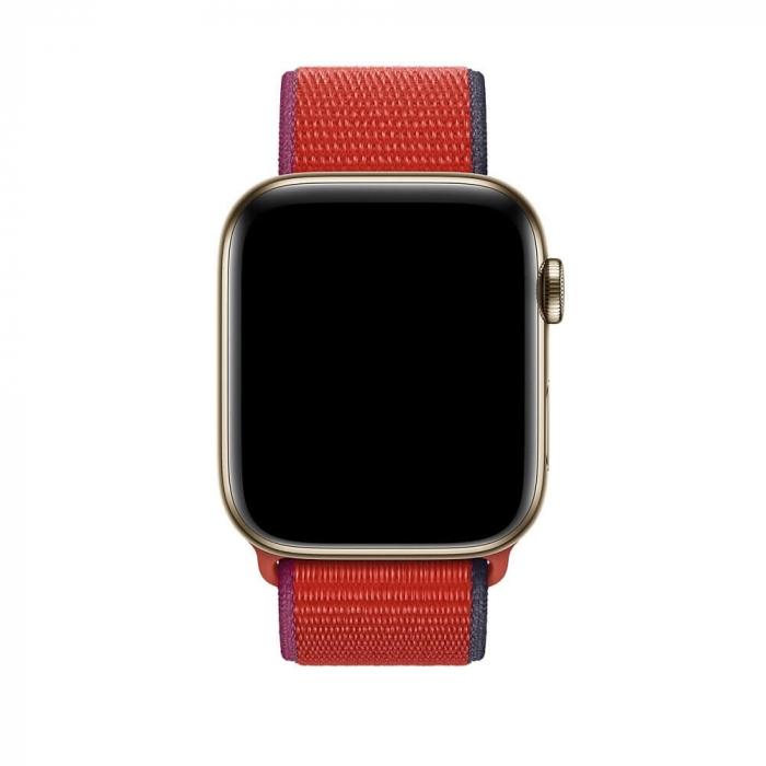 Curea Apple Watch Rosie Sport Loop New Red 42/44mm [2]
