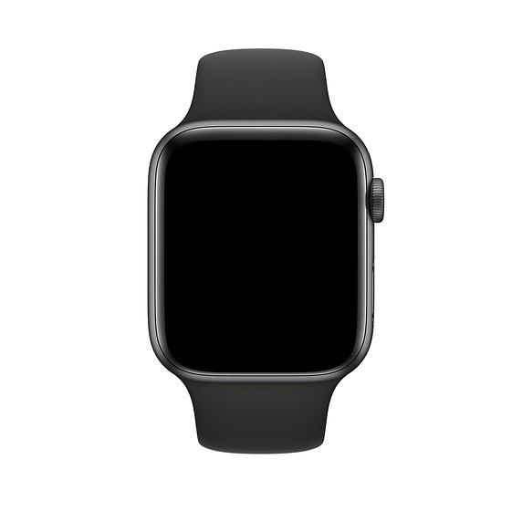 Curea Apple Watch Sport Neagra 38/40mm [2]