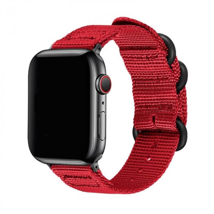 Curea Apple Watch nylon sport rosie 38/40mm [0]
