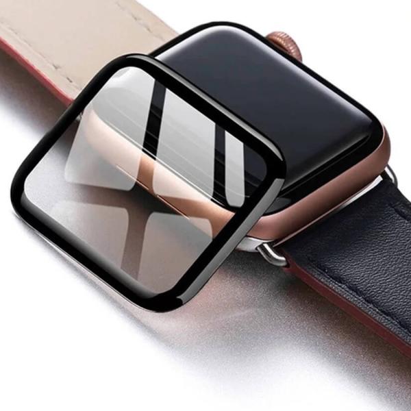Folie Apple Watch 44mm din sticla curbata [1]