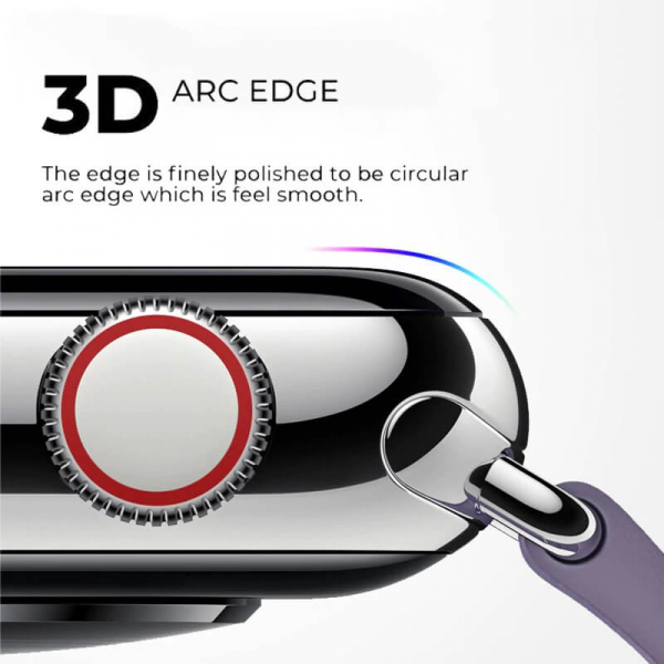 Folie Apple Watch 44mm Full Glue [5]