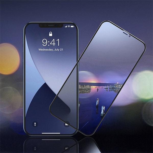 Folie Privacy iPhone 12 Mini, sticla securizata [6]
