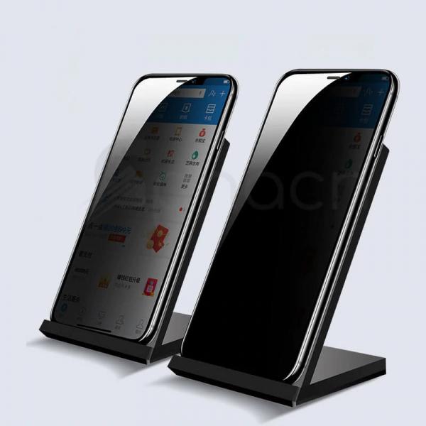 Folie Privacy iPhone 7, iPhone 8 sau iPhone SE 2020 din sticla securizata [5]