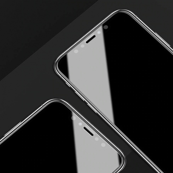 Folie Privacy iPhone 7, iPhone 8 sau iPhone SE 2020 din sticla securizata [12]