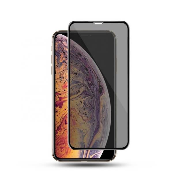 Folie Privacy din sticla pentru iPhone 11 Pro, iPhone Xs sau iPhone X [0]