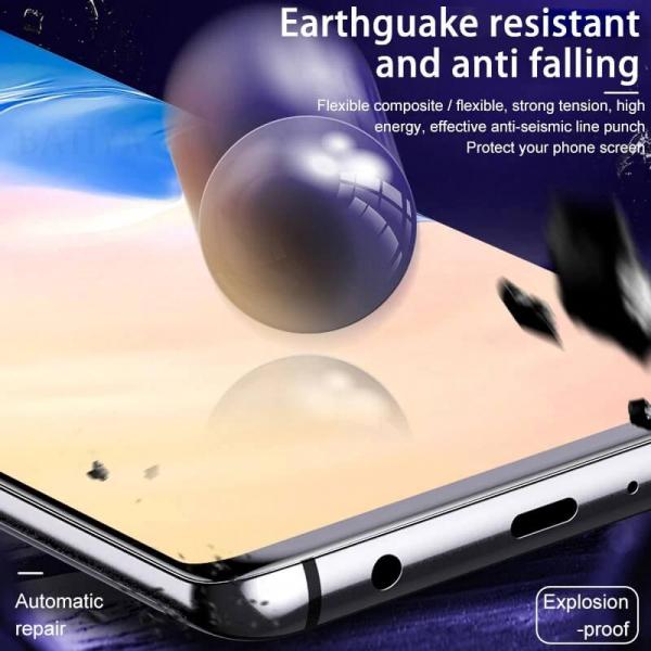 Folie silicon hydrogel protectie ecran Samsung S20 [4]
