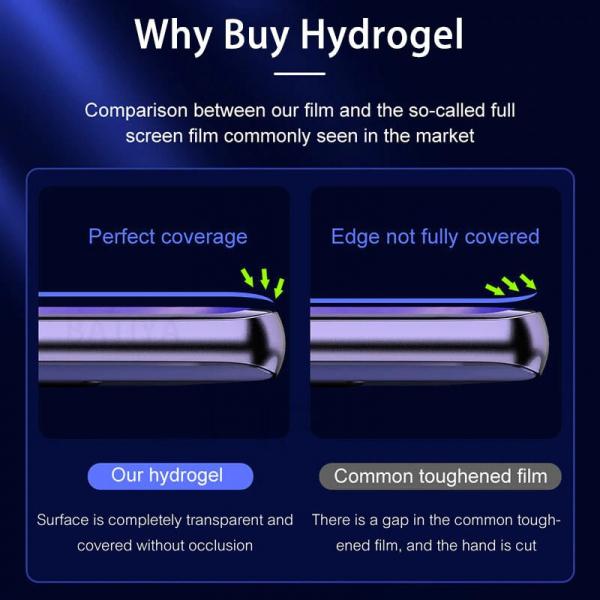 Folie silicon hydrogel protectie ecran Samsung S20 [2]