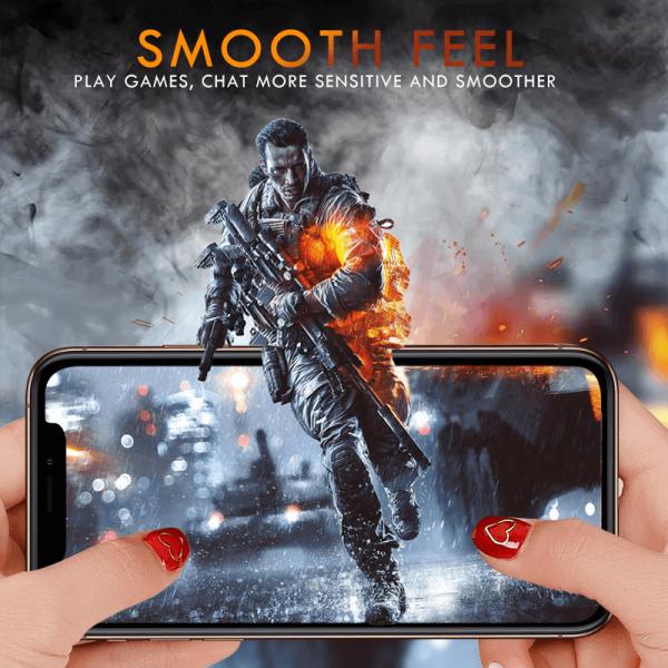 Folie sticla iPhone 11 Pro/X/Xs [5]