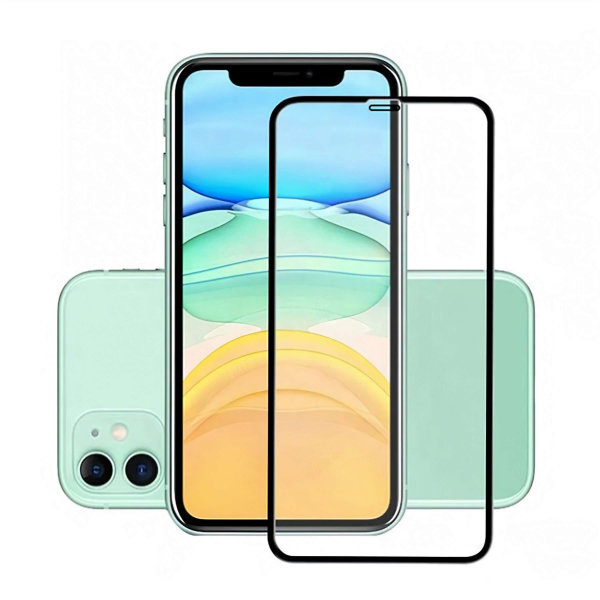 Folie sticla iPhone 11/Xr [0]