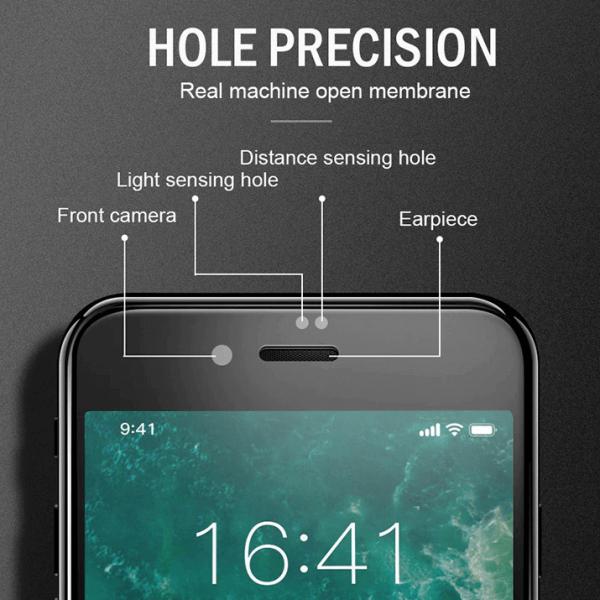 Folie sticla iPhone 7/8 Plus [3]