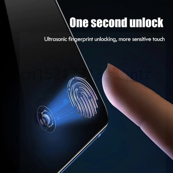 Folie sticla curbata UV Samsung Note 10 Plus [2]