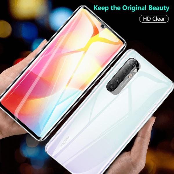 Folie silicon Xiaomi Note 10 Lite/Note 10/Note 10 Pro [5]