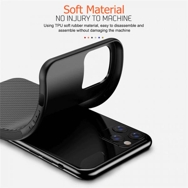 Husa iPhone 7/8/SE(2020) Carbon Business [6]