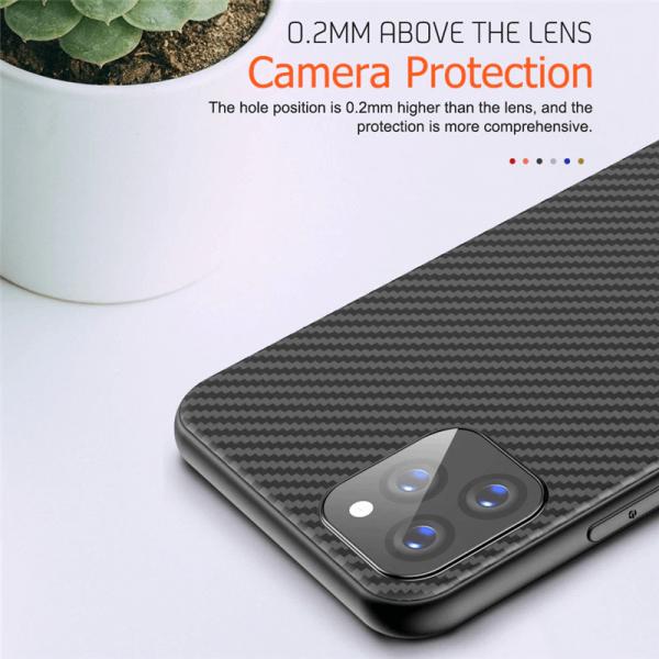 Husa iPhone 7/8/SE(2020) Carbon Business [3]