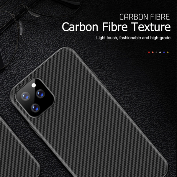 Husa iPhone 7/8/SE(2020) Carbon Business [5]