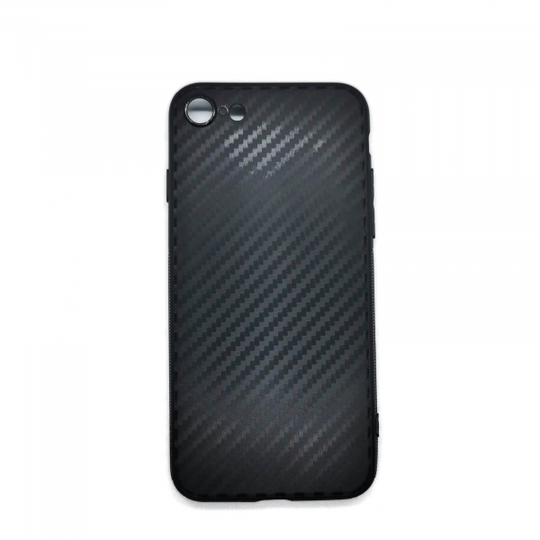 Husa iPhone 7/8/SE(2020) Carbon Business [0]
