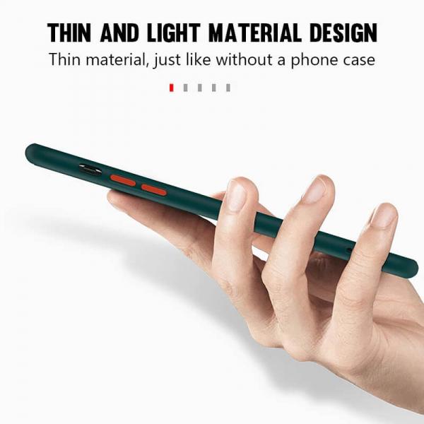 Husa iPhone 11 Heat Dissipation verde [2]
