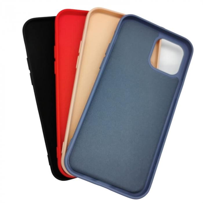 Husa iPhone 12 albastra [2]