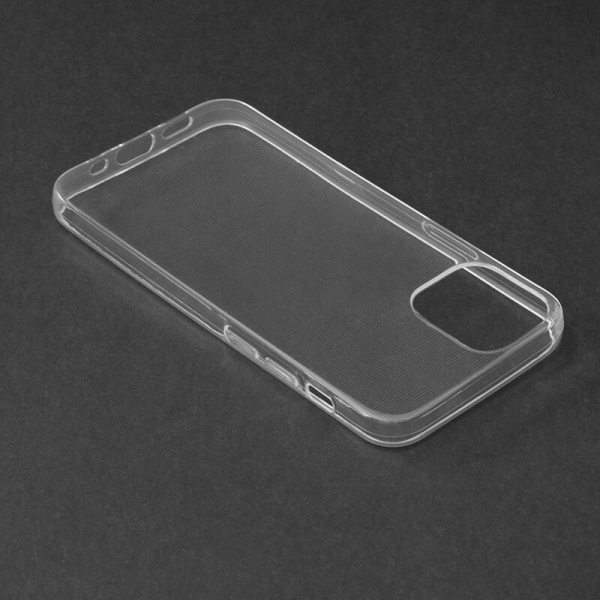 Husa iPhone 12 Mini transparenta [2]