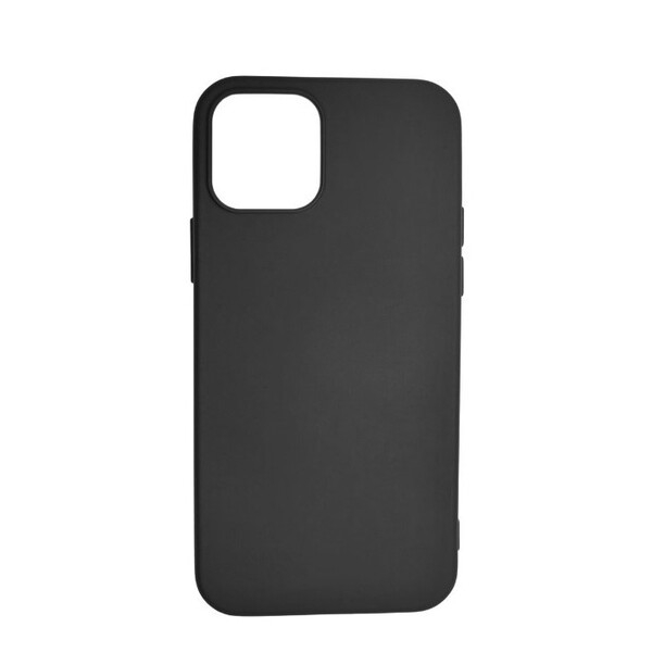 Husa iPhone 12 neagra [0]