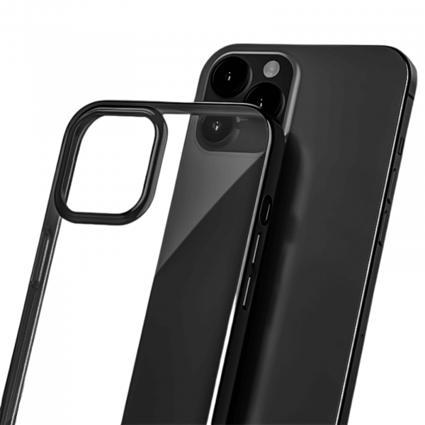 Husa iPhone 12 Pro Black Border [1]