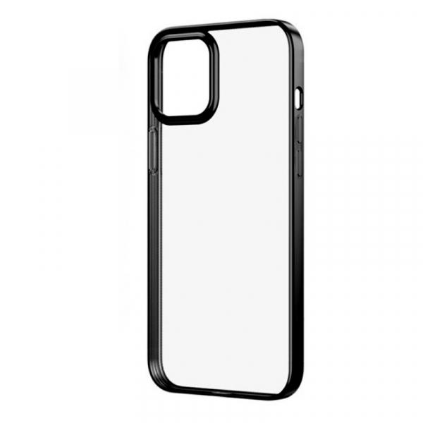 Husa iPhone 12 Pro Max Black Border [0]