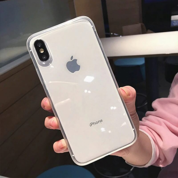 Husa iPhone 7/8/SE(2020) transparenta [1]