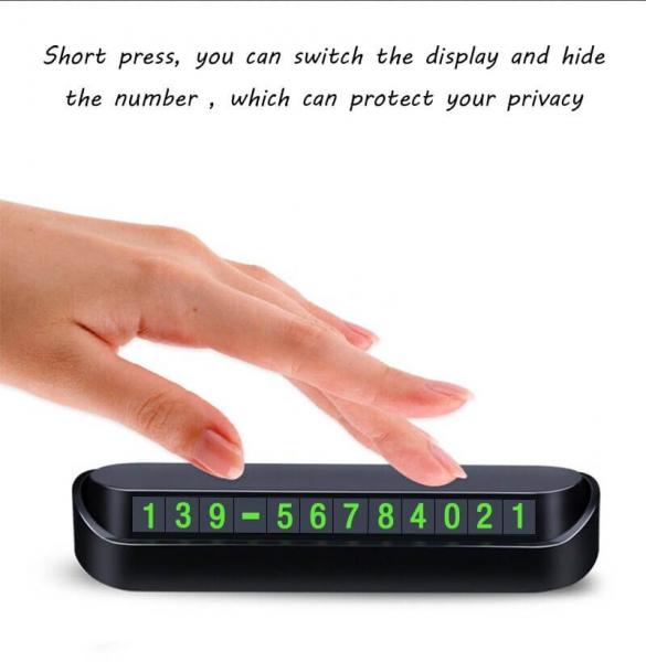 Suport bord pentru numar de telefon, suport numar telefon, placuta numar gtelefon [4]