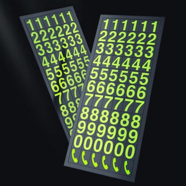 Suport bord pentru numar de telefon, suport auto numer telefon, placuta nr telefon [8]