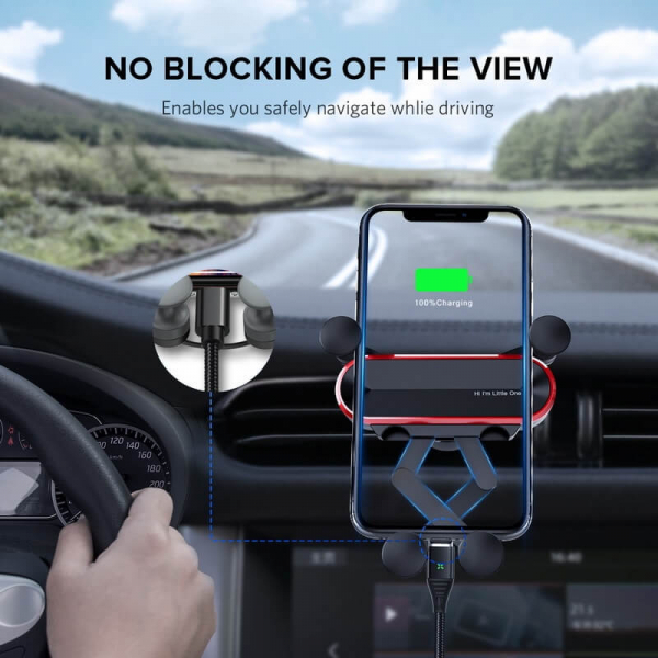 Suport telefon auto gravity [5]