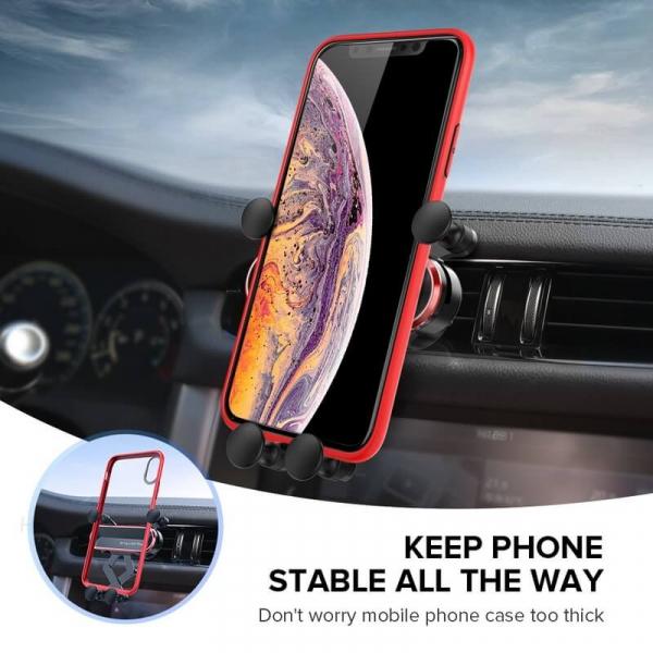 Suport telefon auto gravity [4]