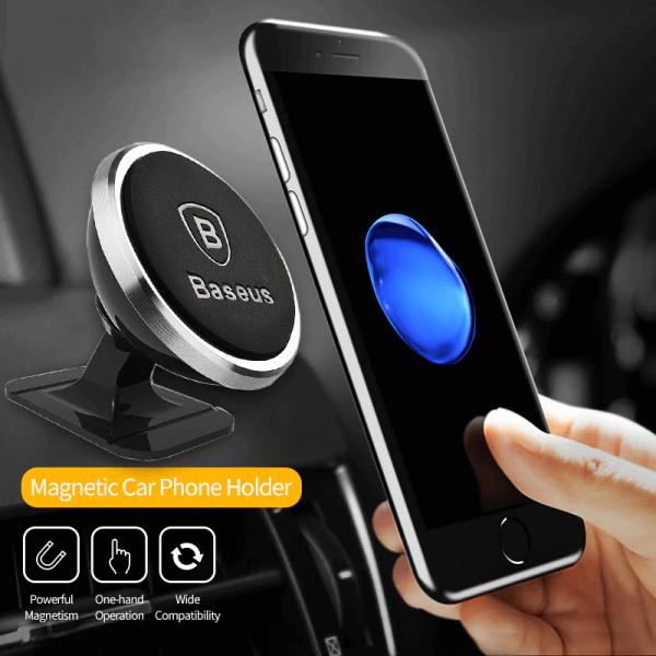 Suport telefon auto magnetic - OLBO este aici pentru tine | OLBO.RO [1]