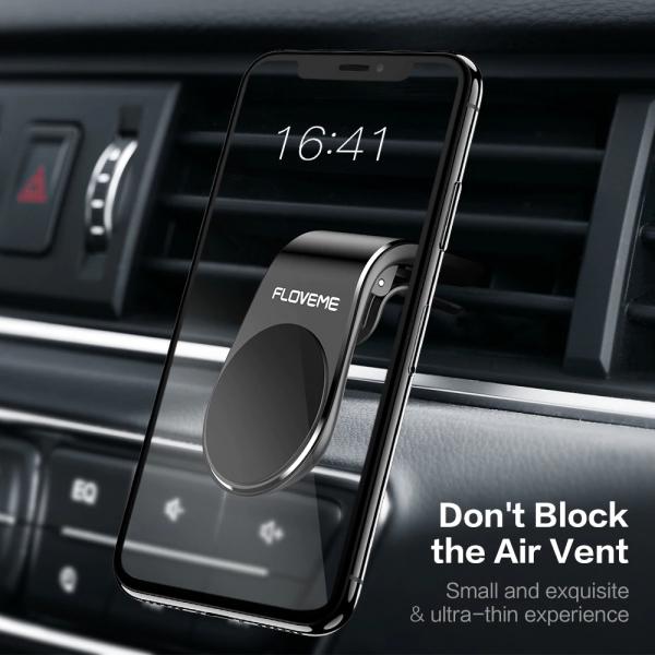Suport telefon auto magnetic Floveme [4]