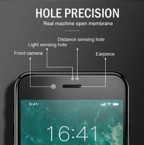 Folie sticla iPhone 7/8/SE [4]