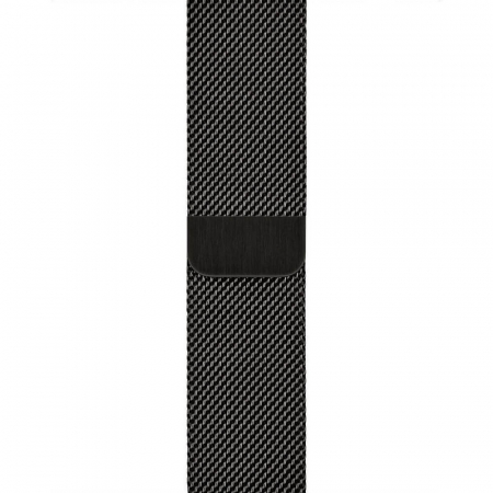 Bratara Apple Watch  Milanese Loop neagra  38/40 mm [10]