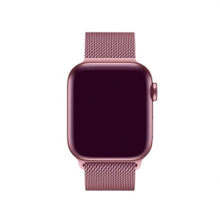 Bratara Apple Watch Milanese Loop Rose / Roz 38/40mm [2]