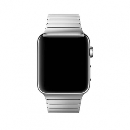 Bratara Apple Watch Metalica Silver Link 42/44mm [7]