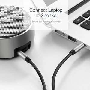 Cablu audio AUX Jack 3.5mm 2m [2]