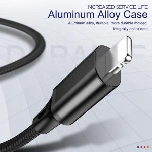 Cablu lightning 2.4A [2]