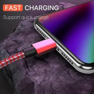 Cablu lightning 2.4A 3m [1]
