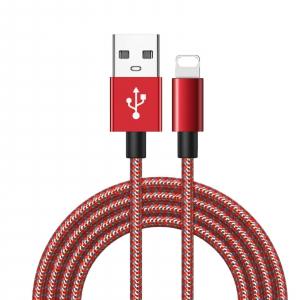 Cablu lightning 2.4A 3m [0]