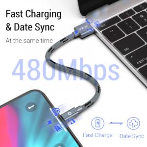 Cablu lightning 2.4A [5]