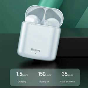 Casti wireless bluetooth 5.0 Baseus W09 [4]