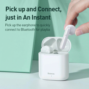 Casti wireless bluetooth 5.0 Baseus W09 [3]