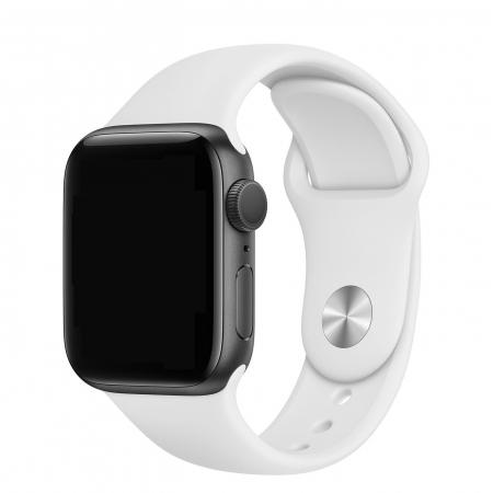 Curea Apple Watch Sport Alba 42/44mm [3]