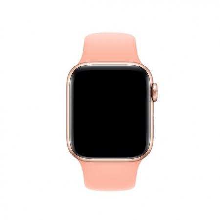 Curea Apple Watch Sport Roz Grape Fruit 38/40mm [2]